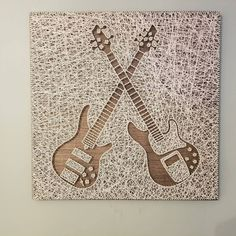 Handcrafted, made to order String Art 24x24