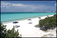 Beautiful White Sand Beaches - Haiti is bordered by the Caribbean Sea and the Atlantic Ocean.