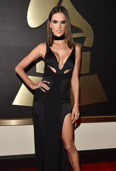 These Grammys' Stars Give New Meaning to the Little Black Dress