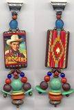 108:2011 Roy Rogers Art Pendant by Cathy Carey©2014