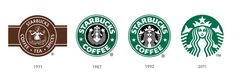 The Starbucks logo is widely regarded as one of the most popular and instantly recognizable logos in history. This memorable emblem has garnered broad worldwide recognition and several prestigious design awards. Famous Logos, Famous Brands, Starbucks History, World History Facts, History Memes, Starbucks Tea, World History Classroom, Great Logos, Minimal Design