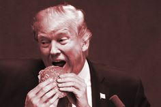 Everything Donald Trump Ate in 2017 - Eater