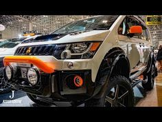 (12) (4K)ROADHOUSE KADDIS XTREME DELICA D5 ACTIVE GEAR デリカD5カスタム - 東京オートサロン2018 - YouTube Delica Van, Rv Campers, Modified Cars, Custom Cars, Cool Cars, Vans, Vehicles, Youtube, Camping