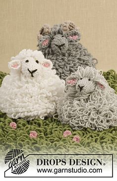 '    Shaun the lamb # free #crochet pattern link here    DISCLAIMER   First and foremost I take no credit for any of the FREE pattern links...