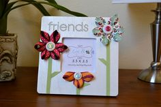 "Picture Frame ""Friends"""