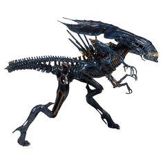 Aliens - Xenomorph Queen Ultra Deluxe Boxed Action Figure