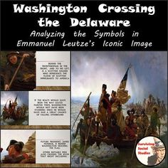 Washington Crossing the Delaware - Painting Analysis & PPT - American Revolution
