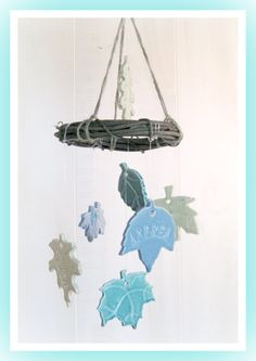 Friendship Sorority Sisters Fraternity Brothers Leaf  Wind Chime Personalized by LaurelArts