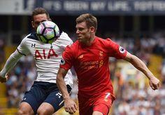 PL Tottenham vs Liverpool 1-1  James Milner