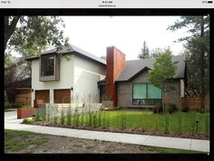 Resawn timber - exterior