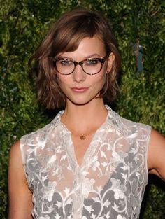 Love the glasses.