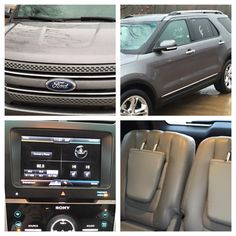 "2014 Ford Explorer Limited with 3rd Row   www.paylessjackson.com ""WHY PAY MORE WHEN YOU COULD PAY LESS"""
