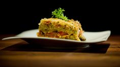 Une recette de lasagne grosse légume, présentée Antoine Sicotte et Zeste.tv