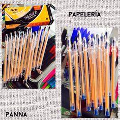 @papeleriapanna: Nuevos #bolígrafos edición especial de #bic .Se de los primeros en tenerlos #papeleria @En_laDelValle