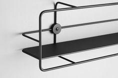 Coupé Shelf - Horizontal - W 90 x H 21 cm by Woud