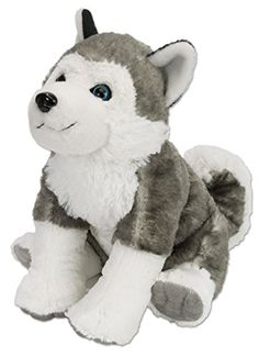 Wild Republic 30cm Cuddlekins Husky Dog Plush Toy * Check out the image by visiting the link.