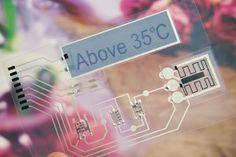 Sensor Labels - Thin Film Electronics ASA