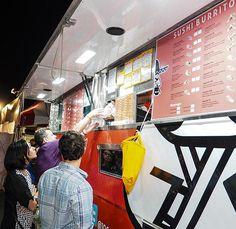 The Great American Foodie Fest features Food Vendors, Restaurants & Gourmet Food Trucks at Grand Bazaar Shops