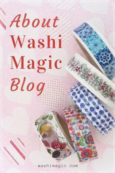 About Washi Magic blog