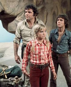 Land of the Lost (Saturday Mornings)  Loved the show...terrified of the Sleestacks (sp?)