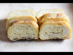 Tamagoyaki (pan fried rolled egg or rolled omelette) Recipe – Japanese Cooking 101
