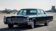 1966 Cadillac Fleetwood.
