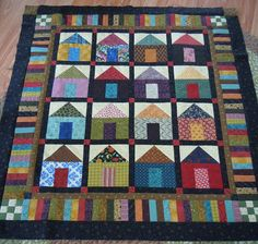 The Painted Quilt: Mystery Quilt-Along Step 2 Instructions - Again