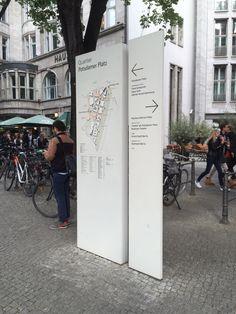 Way finding Berlin