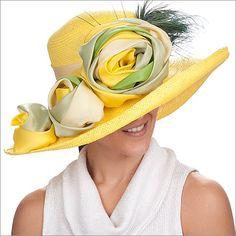 Tiffany Derby Hat