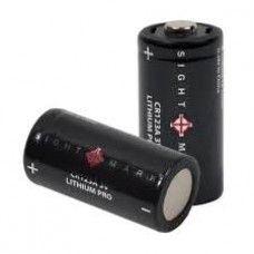 Batteries & Cells: Sightmark CR123A Battery (2 Pack)