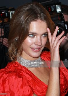 Natalia Vodianova attends the Love Ball London hosted by Natalia Vodianoce and Harper's Bazaar as part of London Fashion Week Autumn/Winter 2010 in aid of The Naked Heart Foundation at The Roundhouse on February 23, 2010 in London, England.
