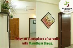 Enjoy an atmosphere of serenity with sublime landscaping and modern amenities. #MaruthamGroup  #Apartments #Urapakkam #Chennai