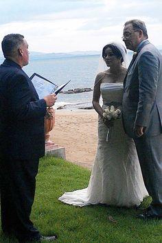 Jim and Karym wedding at Hornet Dorset Rincon.July 12.2013