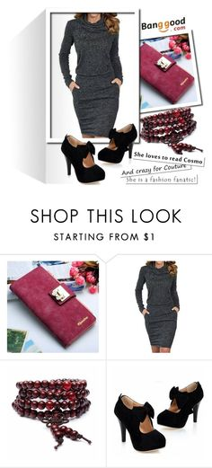 """""""Banggood  4"""" by melissa995 ❤ liked on Polyvore featuring vintage"""