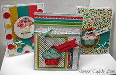 Stampin' Cafe by Lana: New Sprinkles of Life Stamp Set
