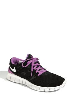 love the purple and black-frees aren't my fav running shoes though