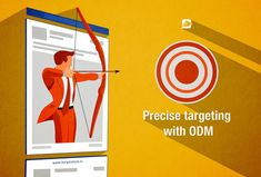Specific! Too specific!! Yes, you can focus and target specific people by promoting your #business through #ODM.  How does it work?