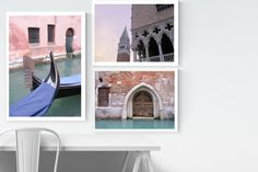 INSTANT COLLECTION  Venetian Italy Fine Art by AndreaHoag on Etsy