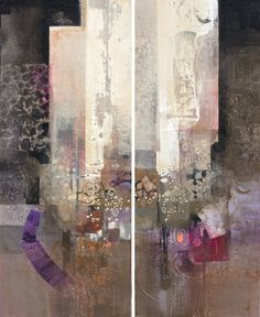 Transcendent Fairy-Tale (Diptych)