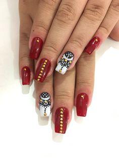 Feitas por minha manicure ❤❤ Winy Menezes.