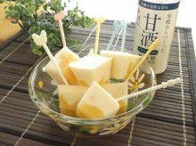 自然な甘さが嬉しいわ~超簡単♪甘酒でアイスキューブ! まんまる えがお キッチン