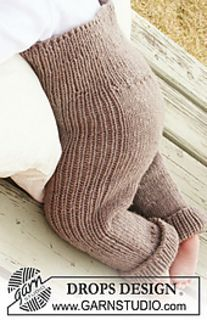 Ravelry: Baby 20-10 Knitted pants pattern by DROPS design