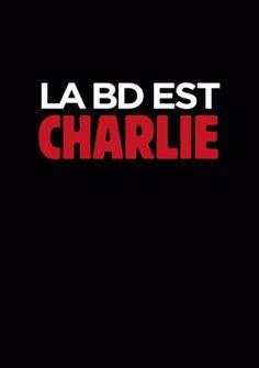 La BD est Charlie - COLLECTIF #renaudbray #livre #book #bandedessinee
