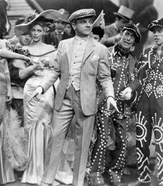 Best Actor 1943 - James Cagney as George M. Cohan in Yankee Doodle Dandy (Oscars/Academy Awards) I love me some James Cagney! Hooray For Hollywood, Golden Age Of Hollywood, Classic Hollywood, Old Hollywood, James Cagney, Old Movies, Great Movies, I Movie, Movie Stars