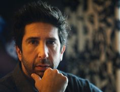 David Schwimmer Being a celebrity made me want to 'hide' - Fox News
