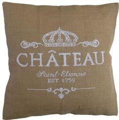 Cross stitch pattern CHATEAU BLACK french von anetteeriksson