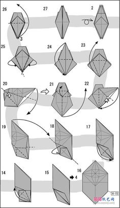 origami lion 2
