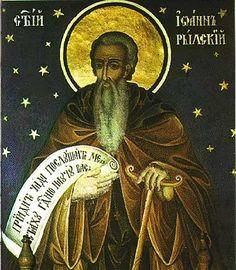 John of Rila/ Иоанн Рыльский/ Jan Rilski