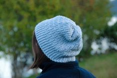 You're going to love the crochet Løv Slouchy Beanie, because it's so fun & textured. It also come in sizes from months to adult man. Slouchy Beanie Pattern, Crochet Beanie, Knitted Hats, Crochet Hats, All Free Crochet, Easy Crochet Patterns, Best Christmas Gifts, Free Pattern, Winter Hats