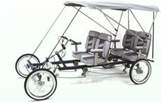 Bikes That Look Like Cars For 4 People Rhoades Cycle Car wheel